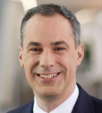 Cedrik Neike, Mitglied des Vorstands, Siemens und ZVEI-Vizepräsident